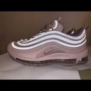 Nike Air Max 97 'Barely Rose' Womens Size 10